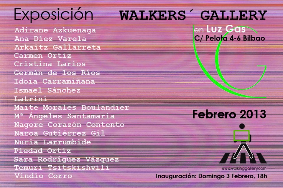 Exposición Walkers' Gallery