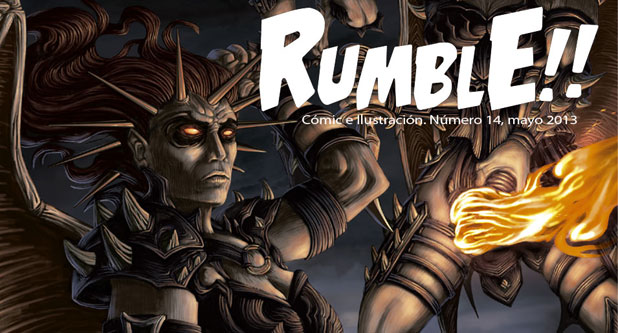 Rumble número 14